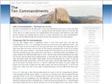 Gods-10-Commandments.net