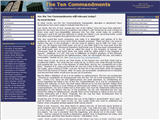 The-Ten Commandments.com
